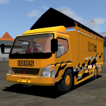 Download IDBS Indonesia Truck Simulator 3.1 MOD APK Unlimited Cash