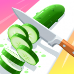 Download Perfect Slices 1.2.7 MOD APK Unlimited Money