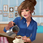 Download Fancy Café – Decorate & Cafe Games 1.0.2 APK MOD Unlimited Money
