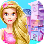 Download Fashion Doll: Dream House Life 1.3 APK MOD Full Unlimited