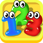 Download Full 123 number games for kids – Count & Tracing 1.7.3 MOD APK Unlimited Cash