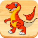 Download Full Dino Puzzle 2.3 MOD APK Unlimited Money