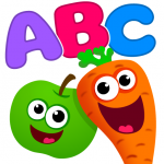 Download Full Funny Food ABC games for toddlers and babies 1.5.0.4 APK MOD Unlimited Money