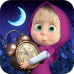 Download Full Masha and the Bear: Good Night! 1.1.3 MOD APK Unlimited Gems