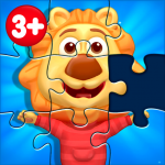 Download Full Puzzle Kids – Animals Shapes and Jigsaw Puzzles 1.2.7 MOD APK Unlimited Money