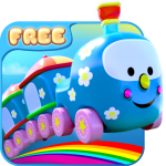 Download Full Train – educational game for children, kids & baby 2.2.5 APK MOD Unlimited Gems