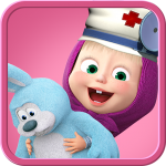Download Masha and the Bear: Toy doctor 1.1.7 APK MOD Full Unlimited
