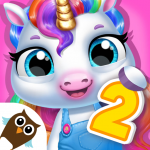 Download My Baby Unicorn 2 – New Virtual Pony Pet 1.0.23 MOD APK Unlimited Cash