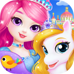 Download Princess Palace: Royal Pony 1.4 APK MOD Unlimited Money