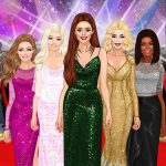 Download Red Carpet Dress Up Girls Game 1.1.0 APK MOD Unlimited Money