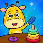 Download Toddler Games for 2 and 3 Year Olds 2.0.7 APK MOD Unlimited Money