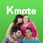 Best Kmate-Meet Korean and foreign friends? 1.7.9 APK MOD Premium