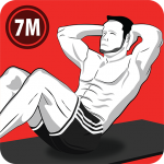 Download Full 7 Minute Abs Workout – Home Workout for Men 1.12 MOD APK Full