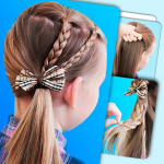 Download Full Hairstyle Girls 1.4.4 MOD APK Unlimited Money