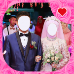 Download Full Islamic Wedding Couple Photo Editor 1.2 MOD APK Full
