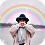 Download Full Photo Rainbow Effect 1.3.200103 MOD APK Full