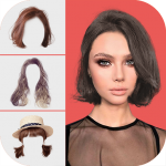 Download Hairstyles Editor 1.2.2020 MOD APK Full Unlimited