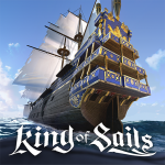 Download King of Sails: Ship Battle 0.9.533 APK MOD Full Unlimited