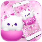 Download Kitty Theme Cup Cat Wallpaper 1.1.3 APK MOD Unlimited Money
