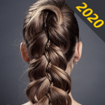 Download School Hairstyles Step By Step, Braiding Hairstyle 1.1.1 MOD APK Full