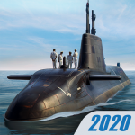Download WORLD of SUBMARINES: Navy Shooter 3D Wargame 1.8 APK MOD Unlimited Money