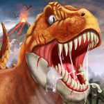 Download DINO WORLD – Jurassic dinosaur game 11.47 APK Unlimited