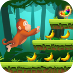 Download Jungle Monkey Run 1.7.5 APK Unlimited