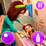 Download Virtual Mother Game: Family Mom Simulator 1.19 APK MOD Unlimited