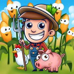 Get Idle Farming Empire 1.41.0 MOD APK Unlocked