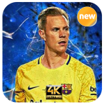 Best Marc Andre Ter Stegen Wallpapers 4k HD 1.0.0 APK MOD Premium
