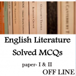 Download English Literature Solved MCQs 2.3 APK MOD Unlimited