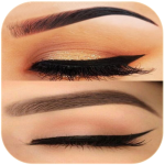 Get Tutorial Make UP Eyebrow 1.5 APK MOD Full