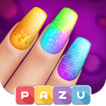 Best Girls Nail Salon – Manicure games for kids 1.08 APK MOD Full