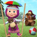 Download Free games: Masha and the Bear 1.4.0 APK MOD Premium