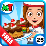 Download My Town : Bakery & Pizza Store Free 1.00 MOD APK Premium