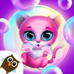 Best Kiki & Fifi Bubble Party – Fun with Virtual Pets 1.1.84 APK Full
