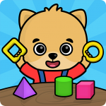 Best Toddler games for 2-5 year olds 1.102 MOD APK Unlocked
