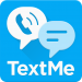 Download Full Text Me: Text Free, Call Free, Second Phone Number 3.26.3 APK MOD Full