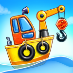 Download Game Island. Kids Games for Boys. Build House 5.1.0 MOD APK Unlocked
